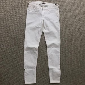 Hollister Jeans NEW Size 7R Low-rise super skinny
